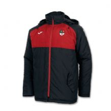 Donacloney FC Joma Andes Winter Jacket Black/Red Adults 2019